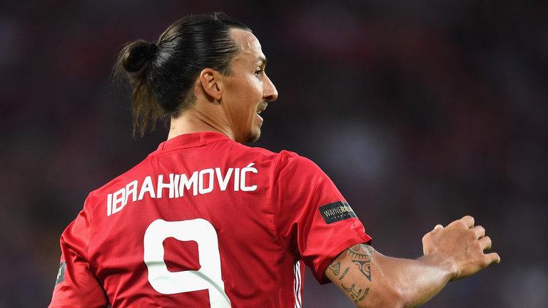 Zlatan i Manchester United