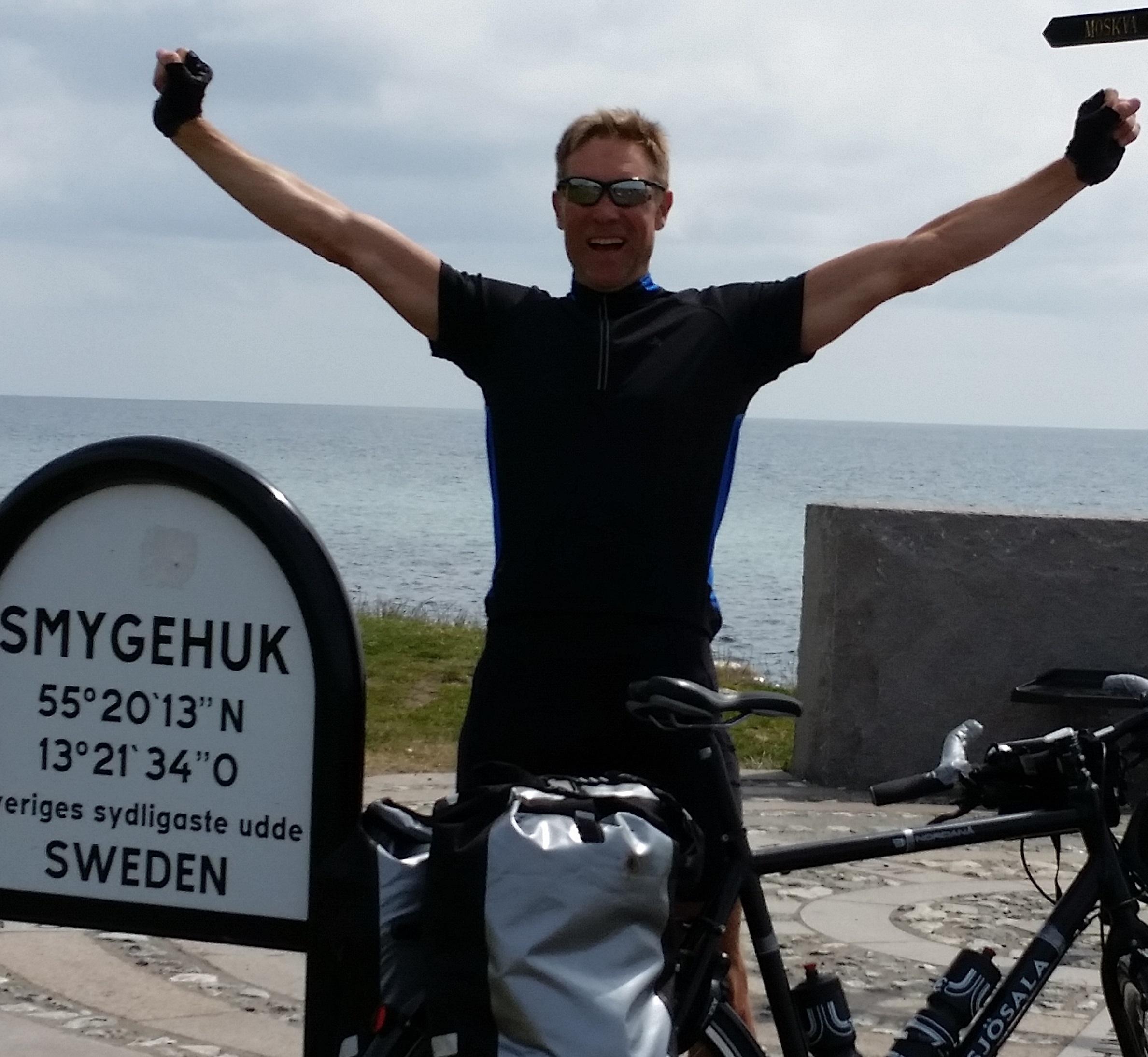 Stefan Wendt Smygehuk