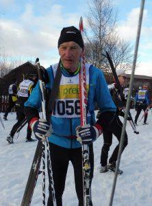 Bengt Skarp Vasaloppet