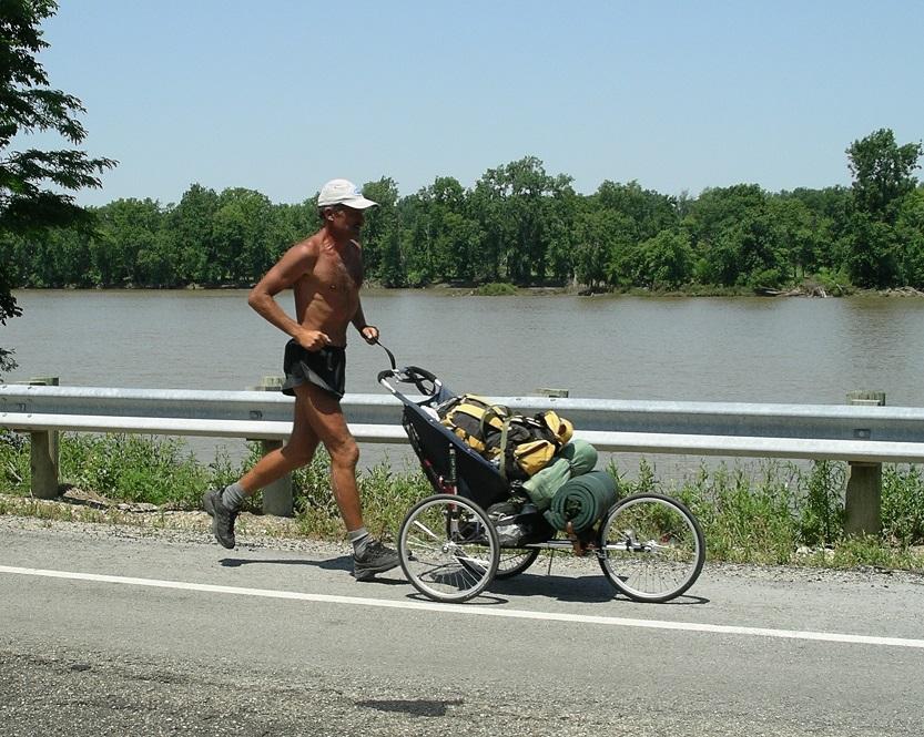 Rune Larsson springer i Ohio