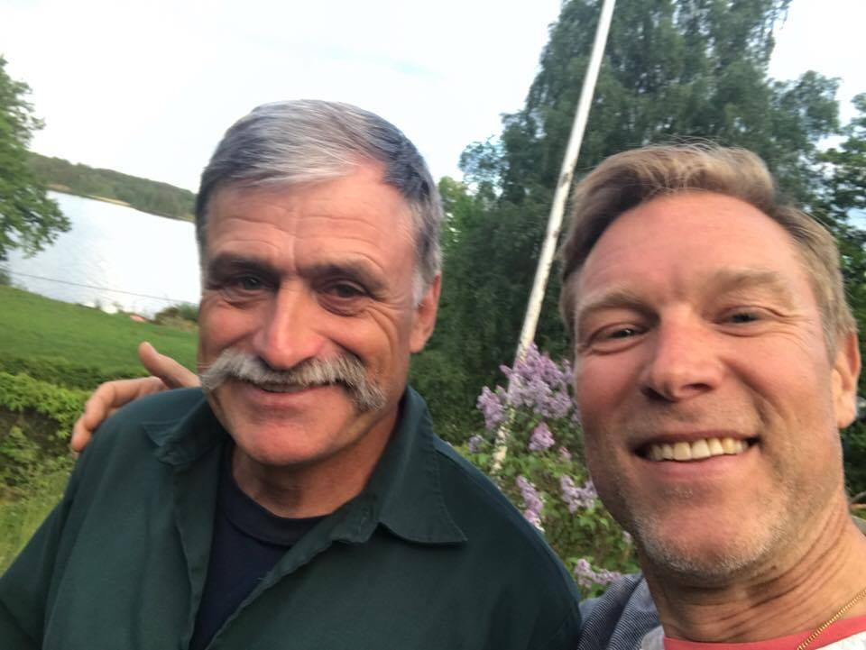 Rune Larsson och Stefan Wendt