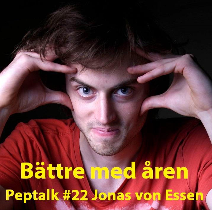 Jonas von Essen hjärna