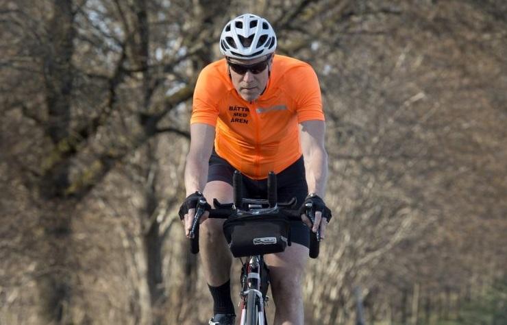 Stefan Wendt cykling