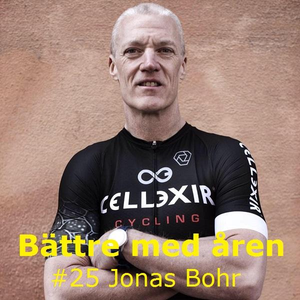 Podradio #25 Jonas Bohr