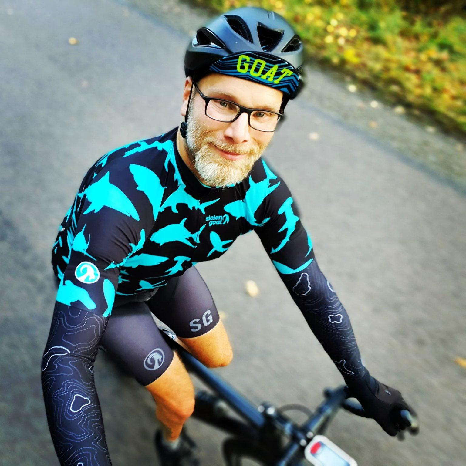Ronny Jansson cykel