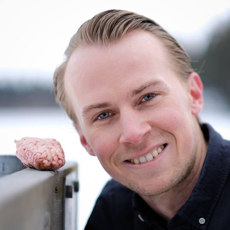 André Sturesson och hjärnan