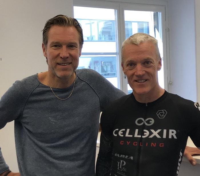 Jonas Bohr och Stefan Wendt