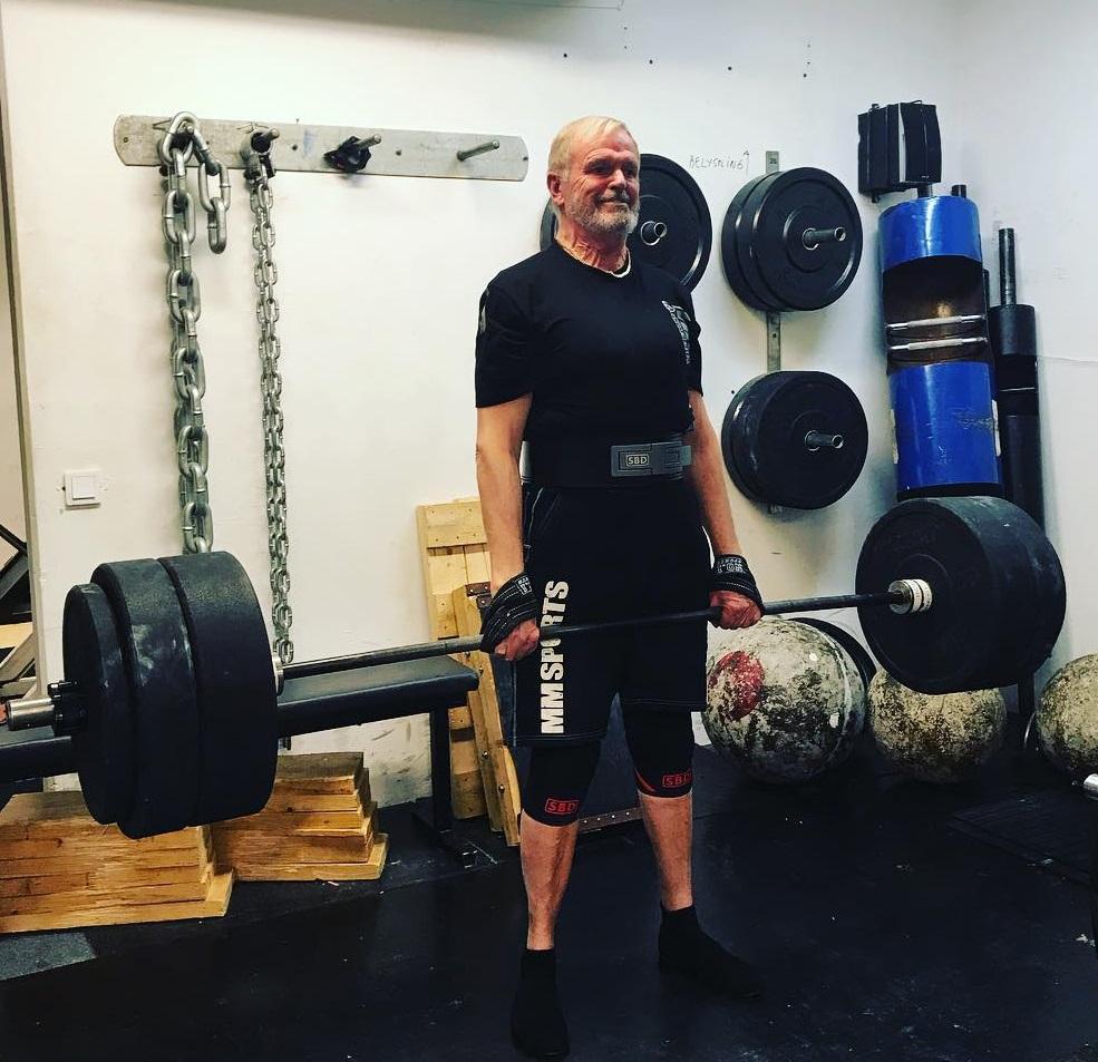 Leif Strongman marklyft